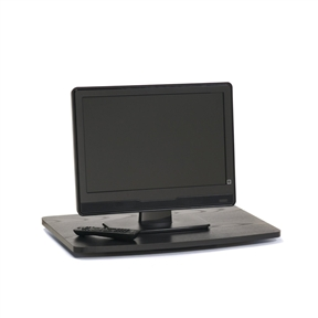This Swivel Board for Flat Panel TV's or Monitors up to 20-inch or 60 lbs from Designs2Go include our 191020 single swivel. Perfect for TV sets and monitors. Convenience Concepts brings you exciting and affordable furniture. Combining exciting designs with economical overseas manufacturing to bring you the finest in sensible contemporary furniture. Focusing on R-T-A Entertainment, TV, Storage, and Accent furniture.