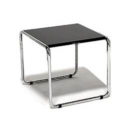 This Modern Nesting Side Table / End Table with Steel Frame can be used separately as an end table and a coffee table or they can be nested together.