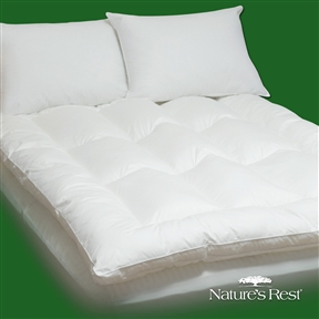 This King size 100-Percent Cotton Fiber Bed Mattress Pad Topper would be a great addition to your home. It has a 233 thread count and is made of 100% cotton. Gusseted sides give end to end support; Generously filled with lofty eco- fiber; Spot clean only; Product Warranty: 5 years; Hypoallergenic: Yes; Fill Material: Polyester; Gender: Unisex/Both; Fitted Sheet Compatible: Yes; Country of Manufacture: United States.
