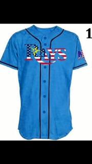 Rays Uniform