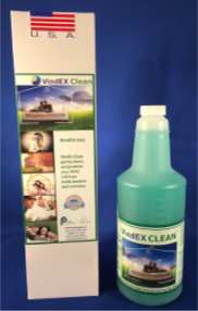 VindEX Clean 32 oz. Concentrated pH-Neutral Coil Cleaner