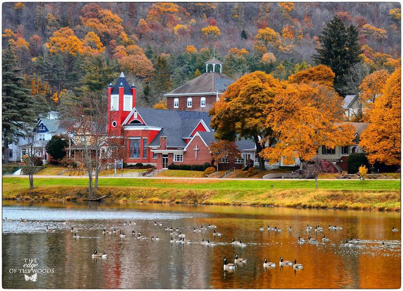 Galeton, PA Reflections