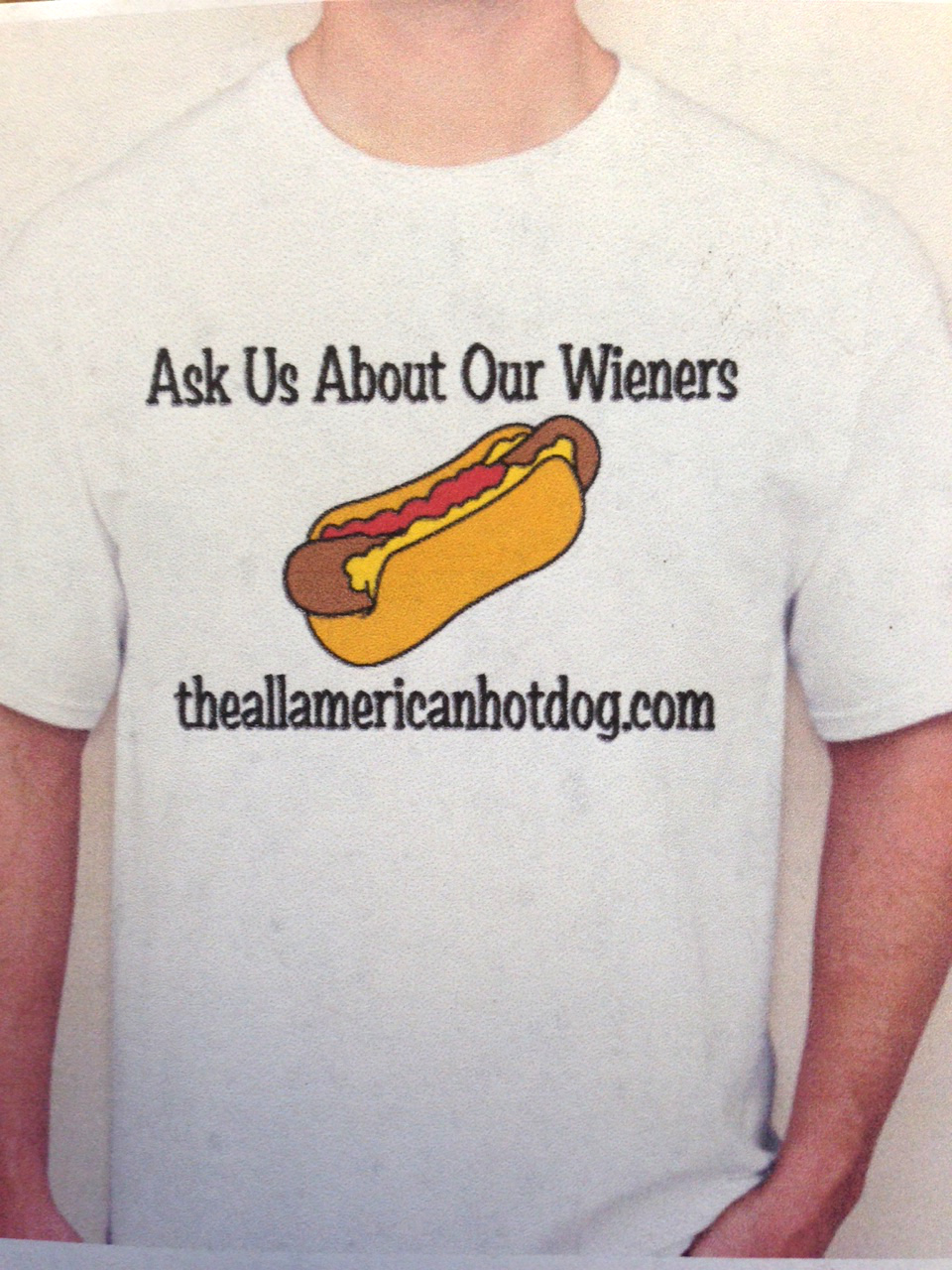 Ask Us About Our Wieners
