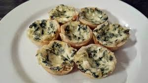 Spinach and Artichoke Tartlette, 30 count