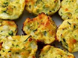 Parmesan Zucchini Bites with Truffle Oil, 24 count