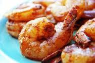 Honey Ginger Sesame Shrimp with Garlic, 24 count