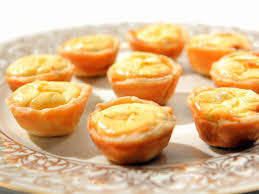 Apricot, Orange and Goat Cheese Tartlette, 30 Count