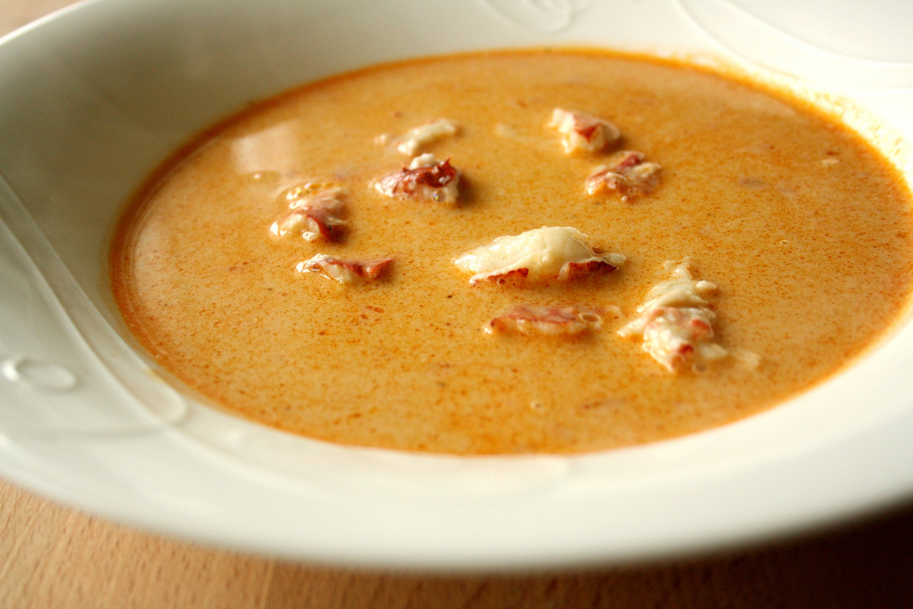 Our Own Lobster Bisque