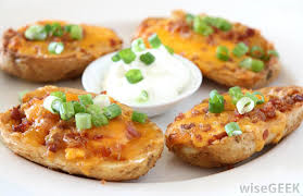 Loaded Potato Skins, 24 count
