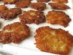Crispy Potato Latkes with Sweet Hot Red Pepper Jam, 24 count