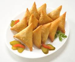 Vegetable Samosa, 24 count