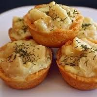 Bleu Cheese and Pear Tartlette, 30 count