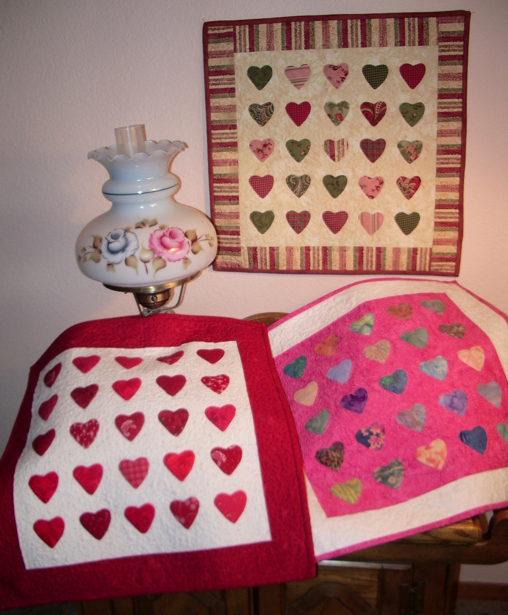 Joyful Hearts by Trinity Designs