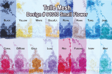 Tulle Mesh Lace