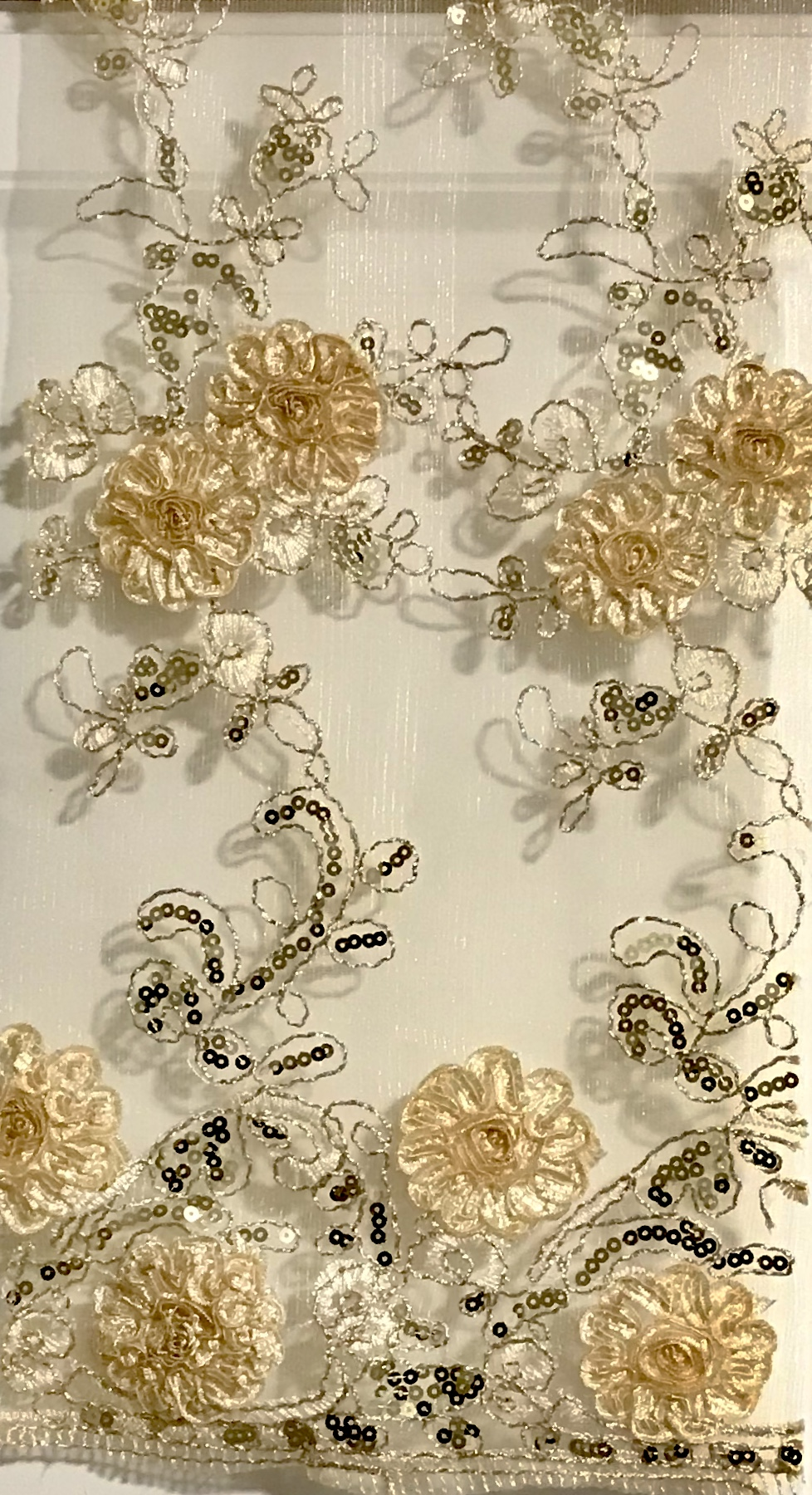 Double Scalopes Embroidery Sequence