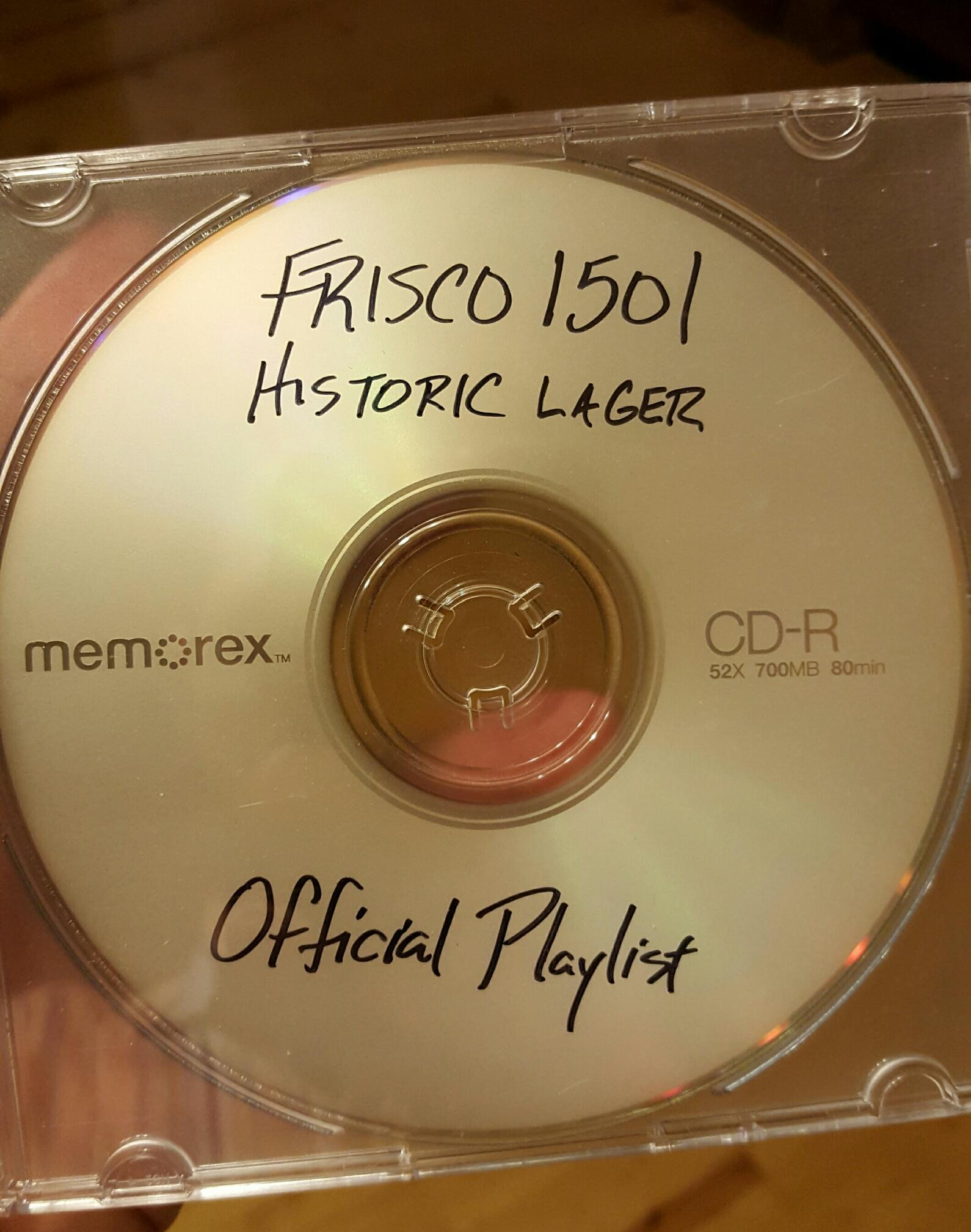 Frisco playlist