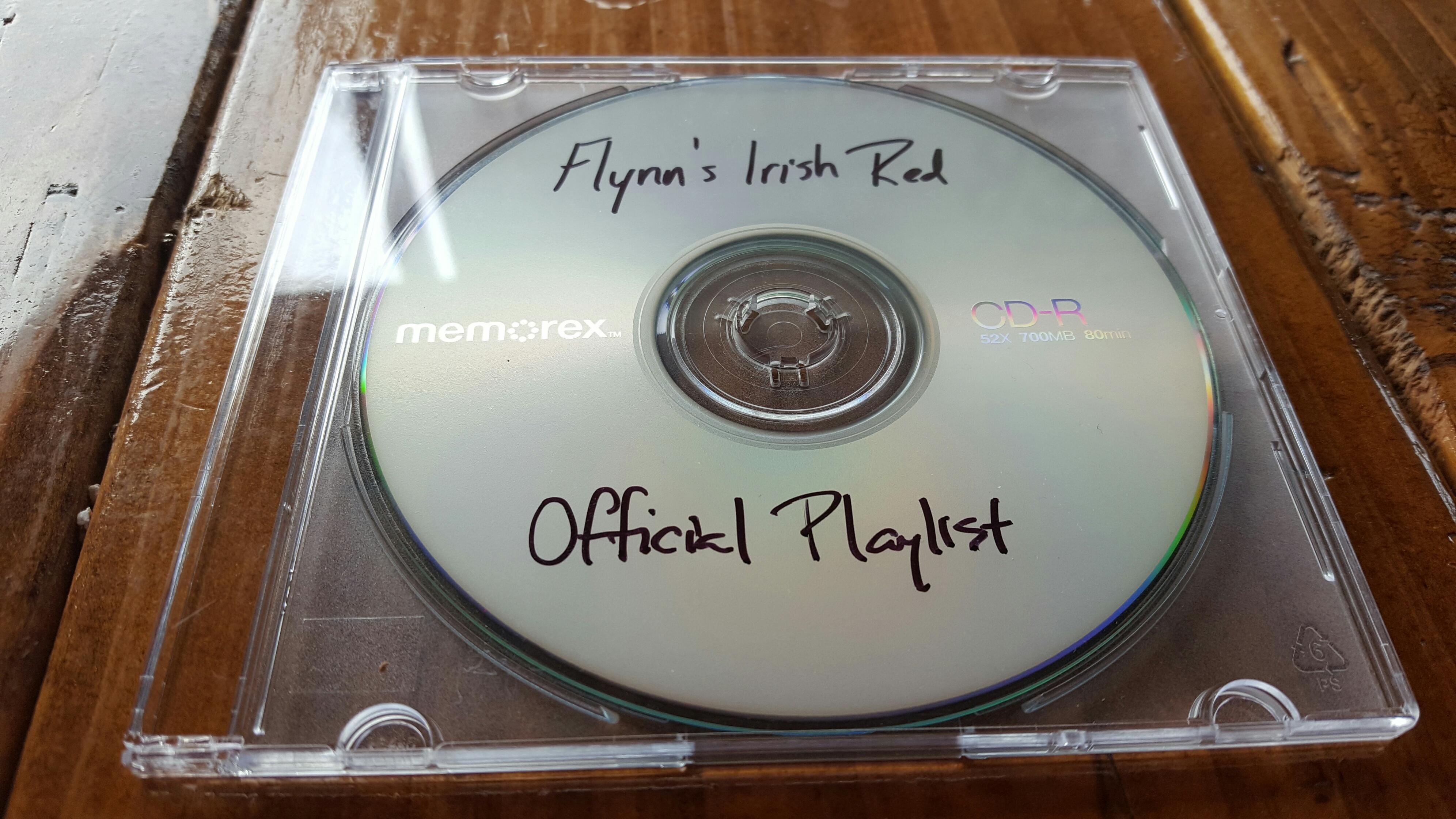 Flynn's soundtrack