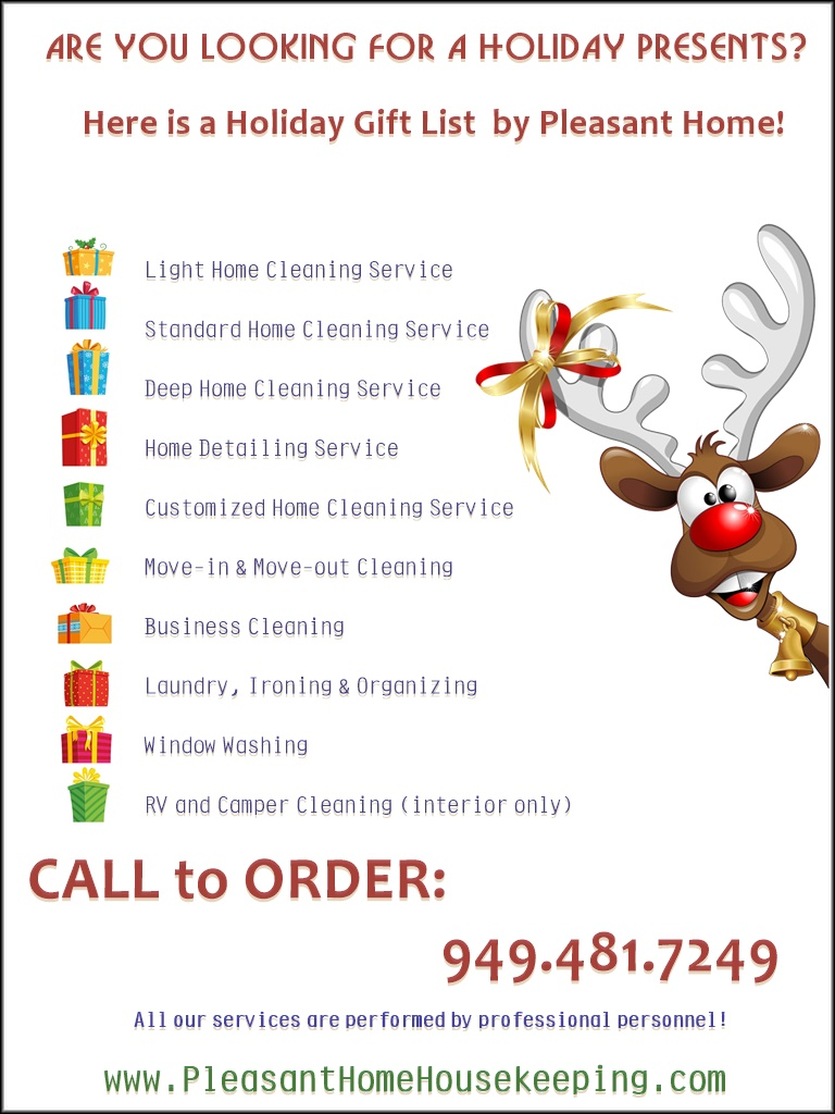 Pleasant Home Housekeeping & Window washing Servic