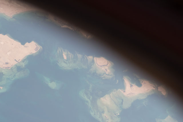 Earth Image Number ISS051-E-50825 courtesy of the