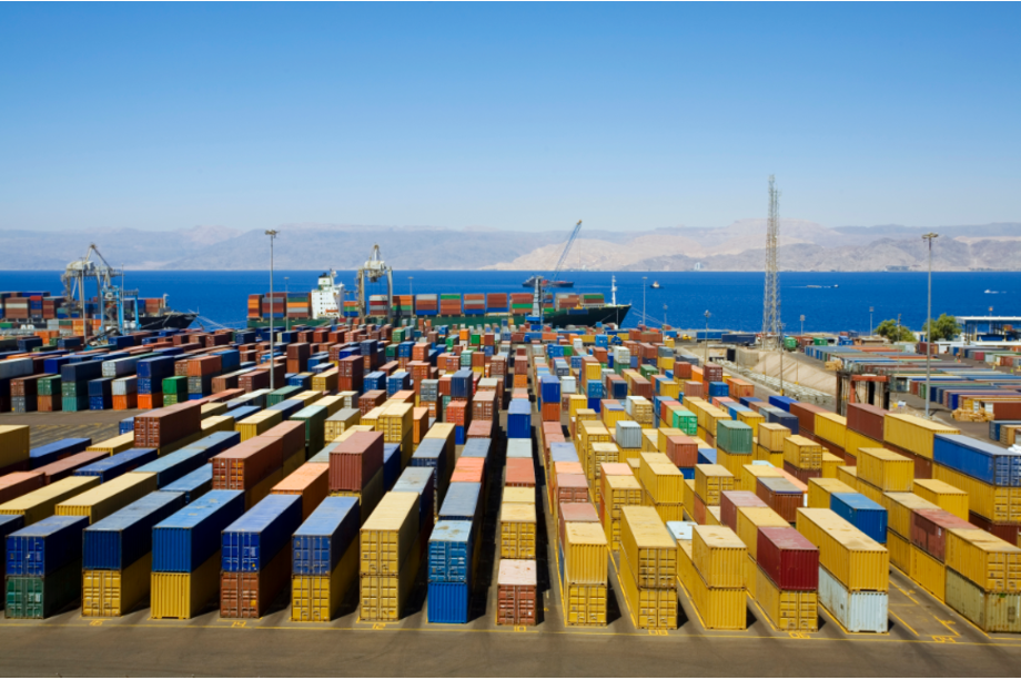 US port backlog