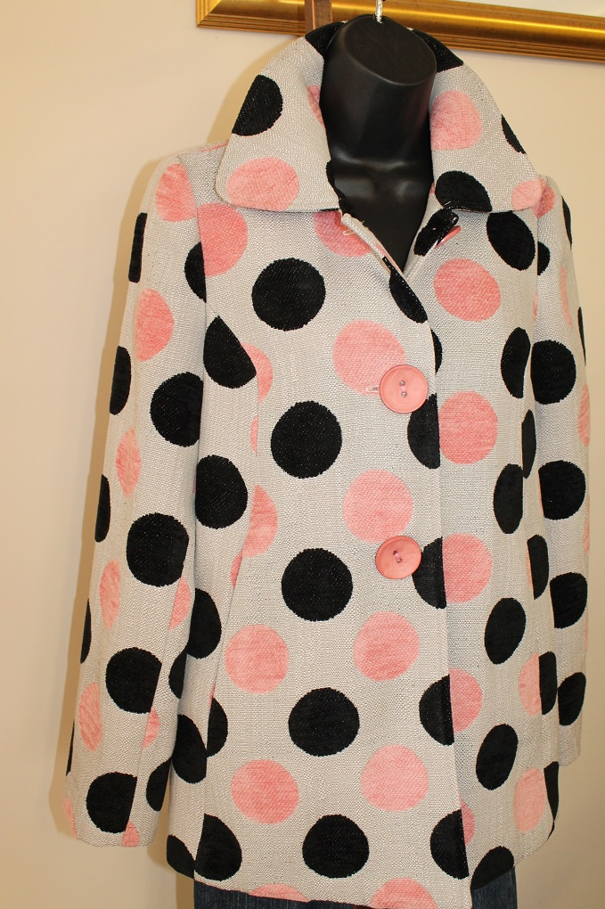 3 Sisters Jacket - Bubble Pink 3S191