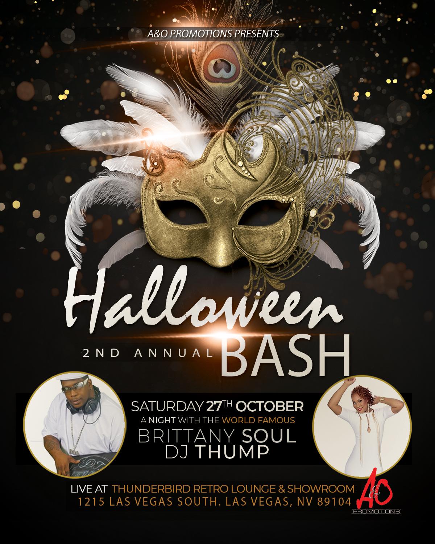 2018 R&B Halloween Bash 10/27/18