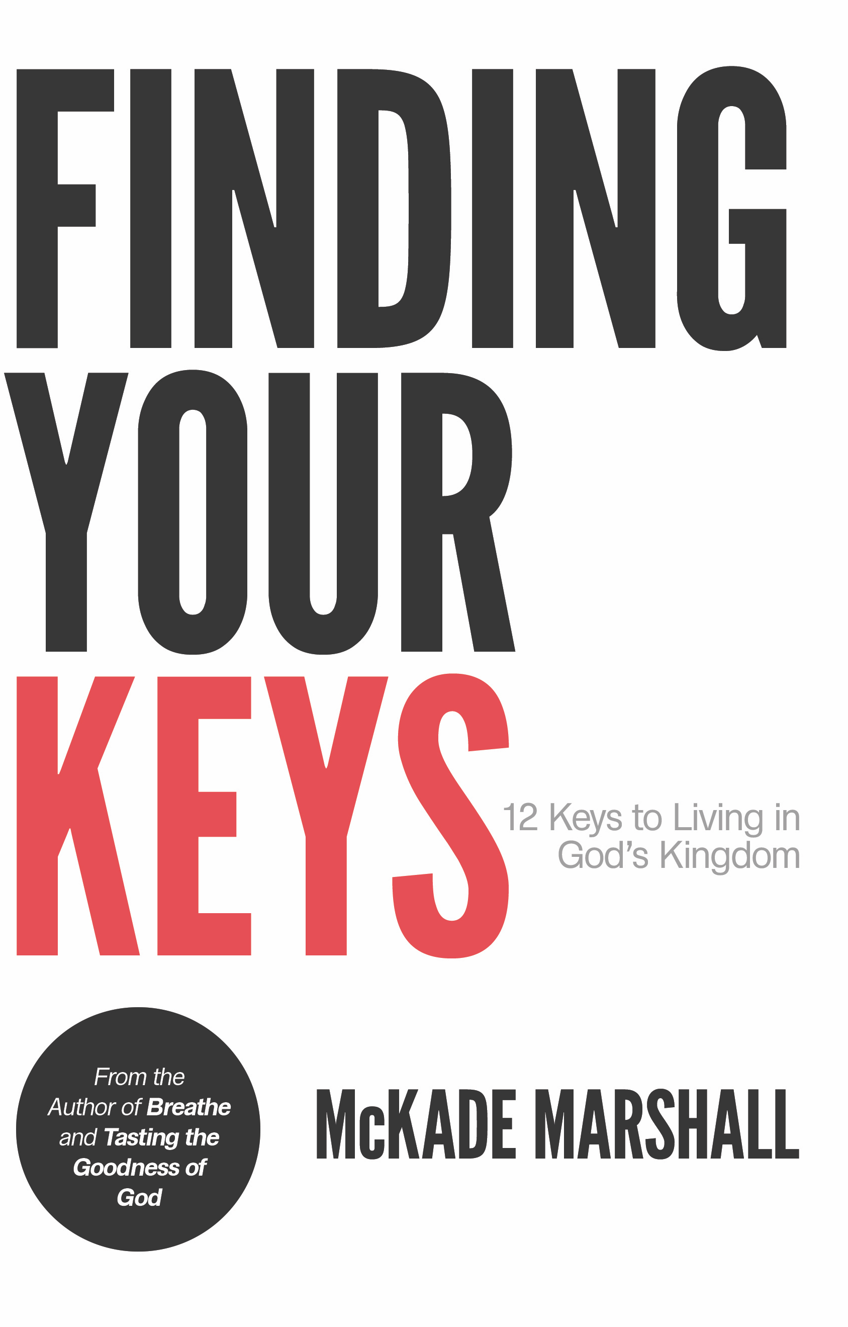 Finding Your Keys (Paperback)