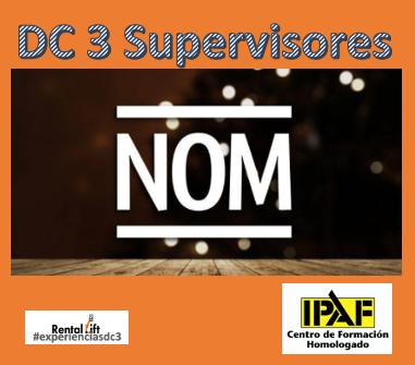 DC3 SUPERVISORES