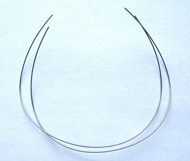 Reverse Curve NiTi - Round