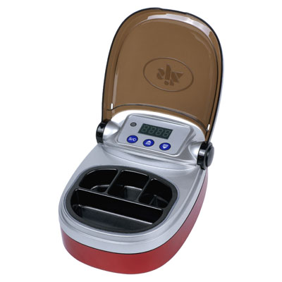 Digital 4 Slot Wax Heating Pot