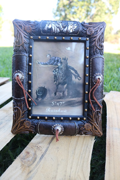 5x7 Western Picture Frame