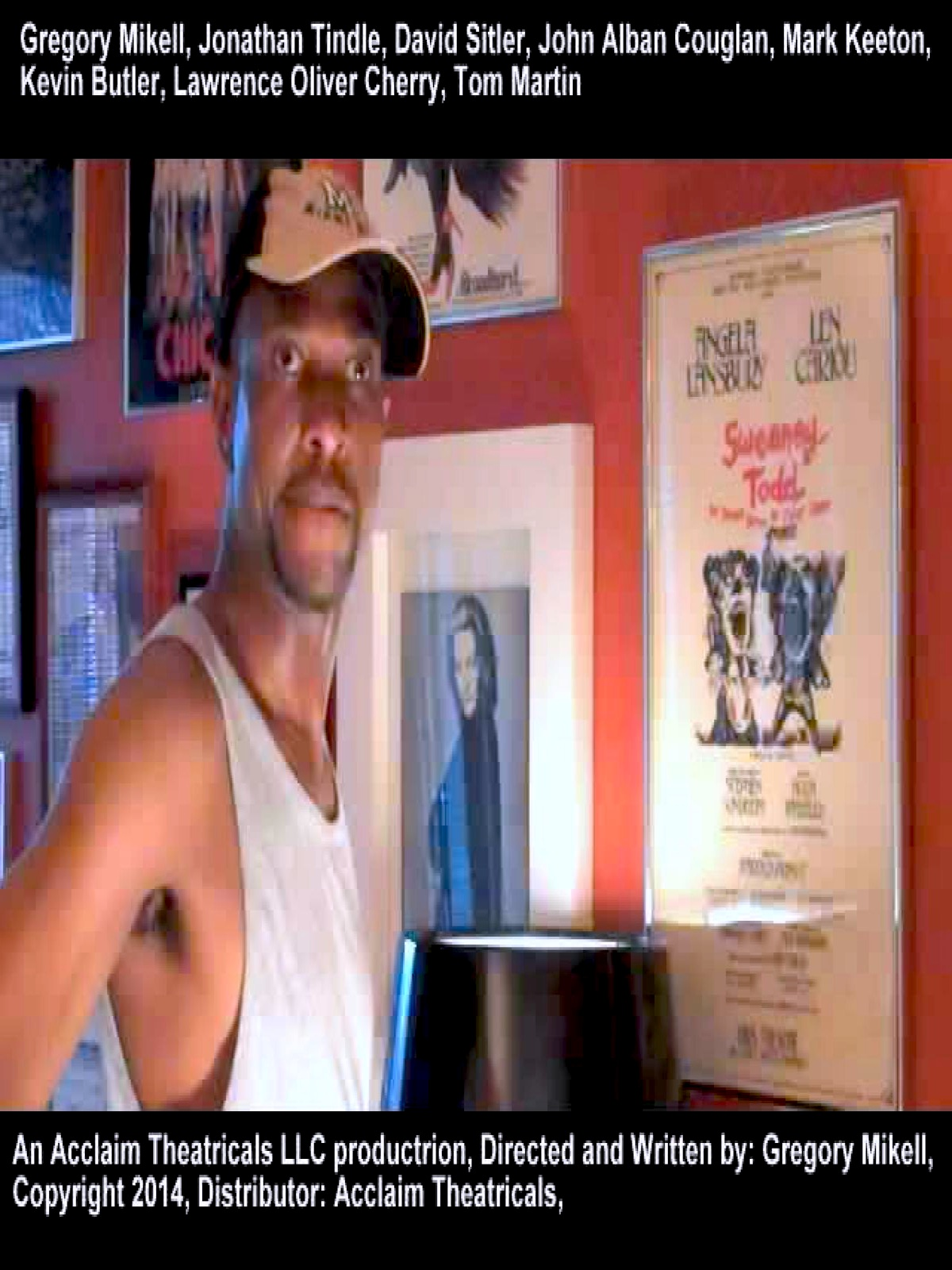 Pilot - (DVD) HD: Bobby's Story: The Vine