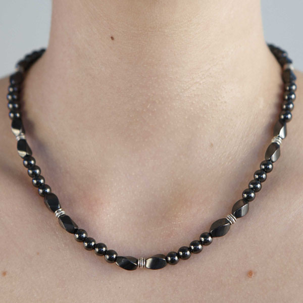 Twist - Metal #30 Necklace or Choker