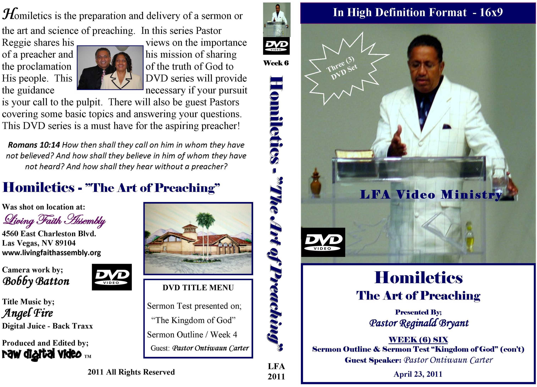 HOMELITICS - Lesson 6