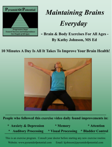 Maintaining Brains Everyday DVD