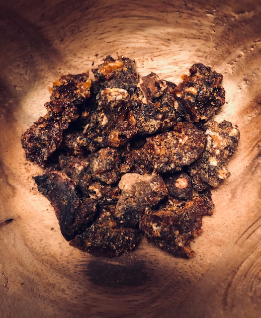 MYRRH RESIN (Commiphora Myrrha)