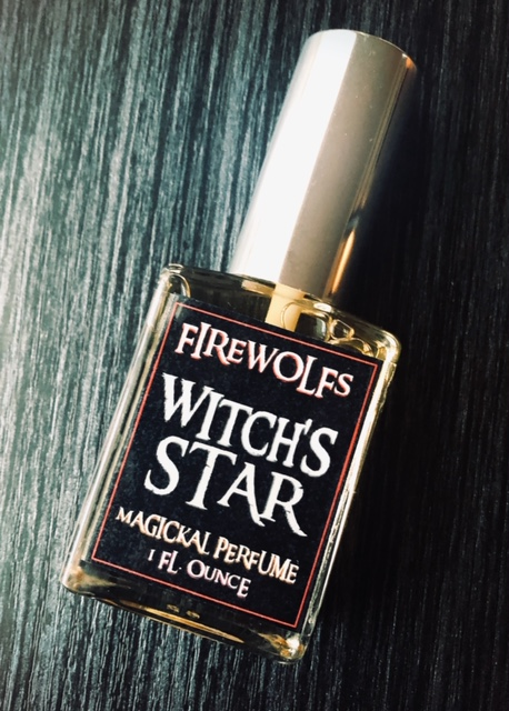 WITCH'S STAR PERFUME - Protection Perfume