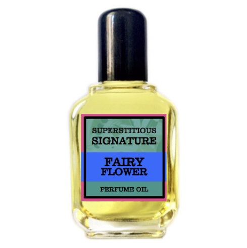 Fairy Flower Perfume Oil