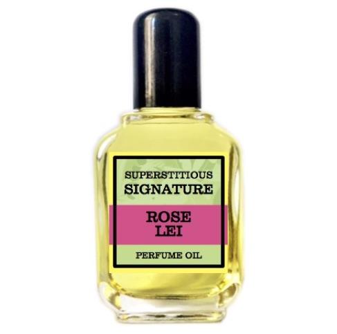 Rose Lei Perfume Oil