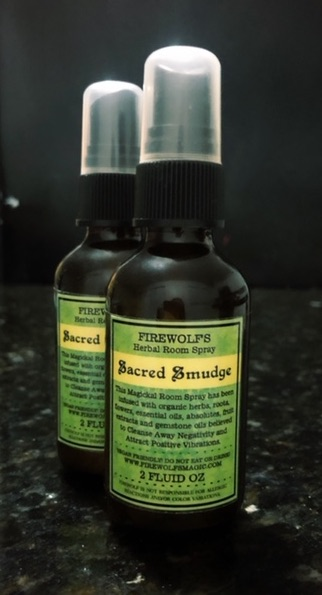 SACRED SMUDGE ROOM SPRAY