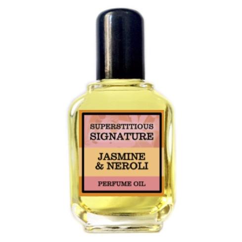 Jasmine & Neroli Perfume Oil