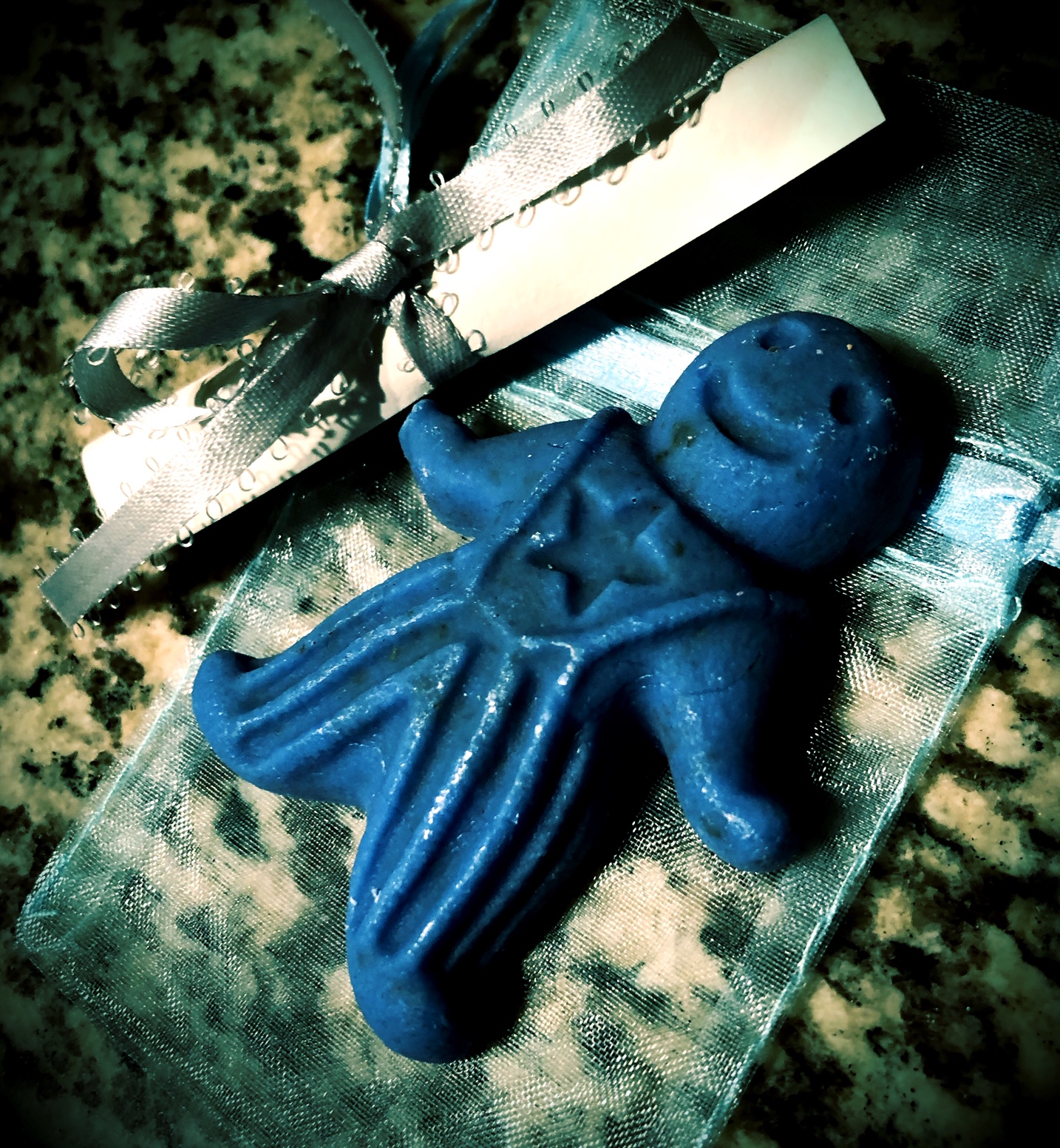 CLEANSING - WAX POPPET SPELL DOLL