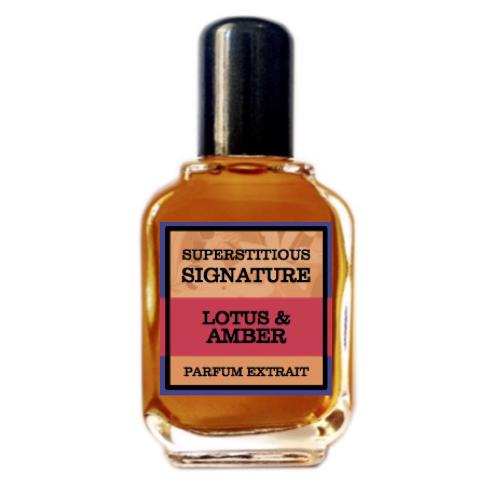 Lotus & Amber Parfum