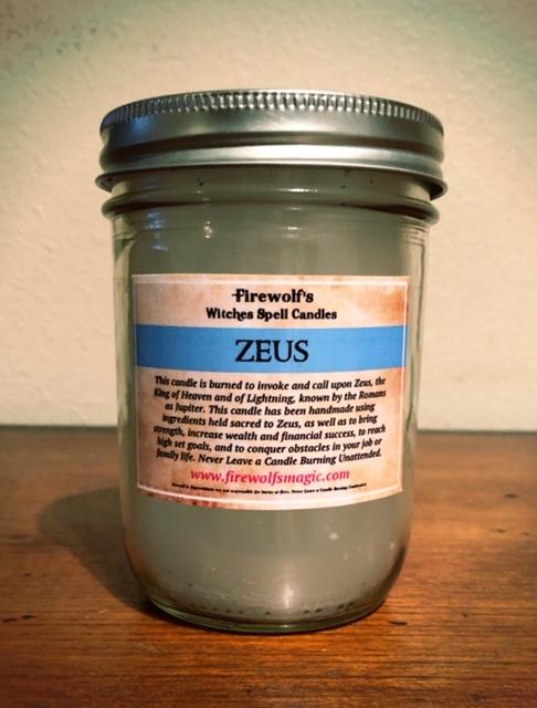 ZEUS CANDLE