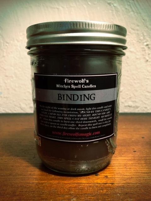 BINDING CANDLE