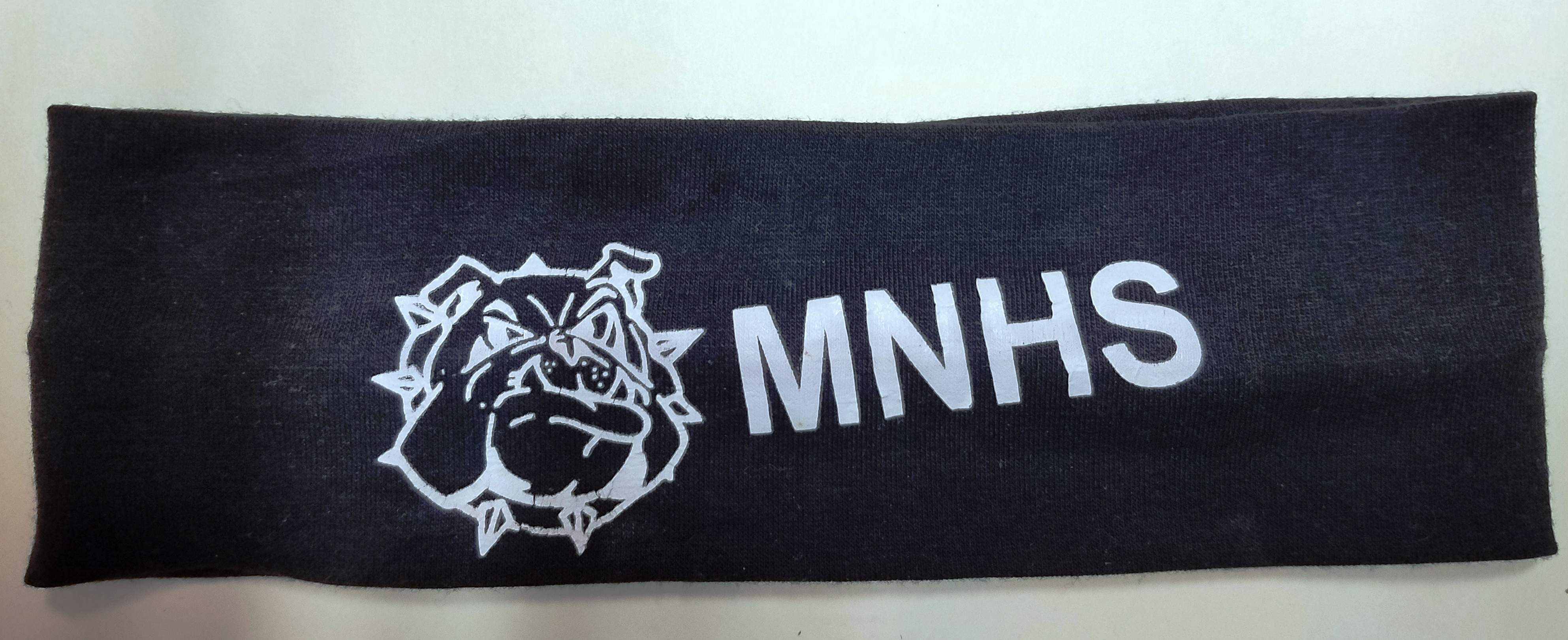 MNHS Cotton Stretch Headband
