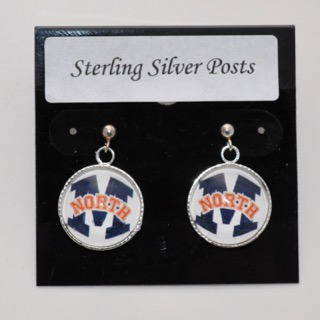 Dangle Earrings (sterling)