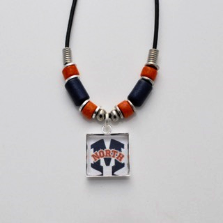 Leather cord MNHS Necklace