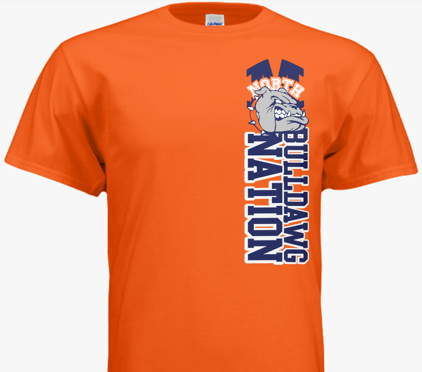 Bulldawg Nation T-shirt #2