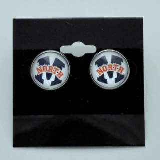 MNHS Stud earrings